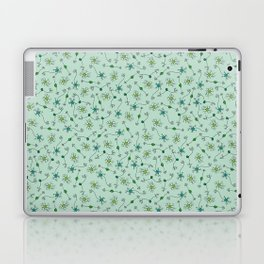 Types of Neurons on Mint Laptop & iPad Skin