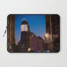 Carrion Building Laptop Sleeve