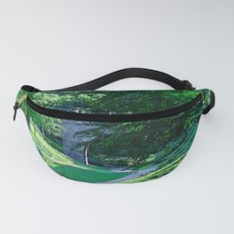 green oasis Fanny Pack