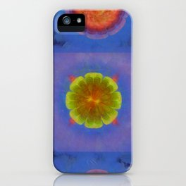 Belton Concord Flower  ID:16165-091237-53390 iPhone Case