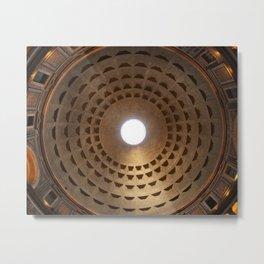 Pantheon - Rome, Italy Metal Print