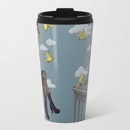Black Canary  Travel Mug