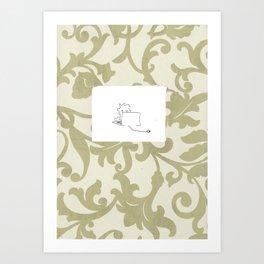Home Work Art Print