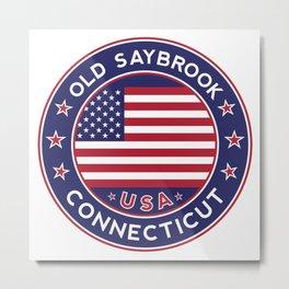 Old Saybrook, Connecticut Metal Print