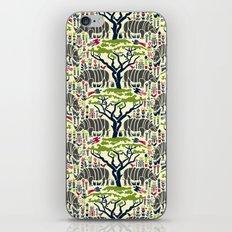 Rhino Jungle iPhone & iPod Skin