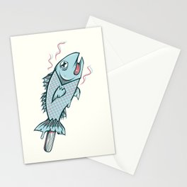 Sushi Pop Stationery Cards