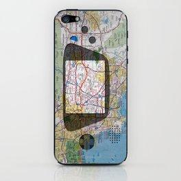 Game Gear Traveler: Los Angeles Area iPhone Skin