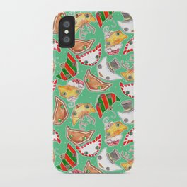 """Oro?"" Christmas MINT iPhone Case"