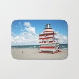 Baywatch House (Miami Beach, Florida) Bath Mat