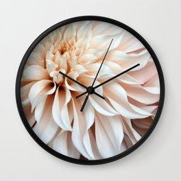 Cafe Au Lait #4 Wall Clock