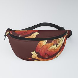 The Fire Bird Known As A Phoenix Fanny Pack
