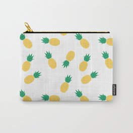 PINEAPPLE ANANAS FRUIT FOOD PATTERN Carry-All Pouch