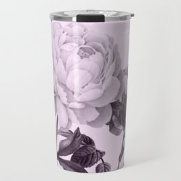 roses in purple and pink Travel Mug