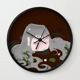 swamp Wall Clock
