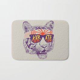 Karate Tiger Bath Mat