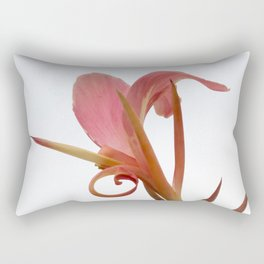 Canna Erebus Rectangular Pillow