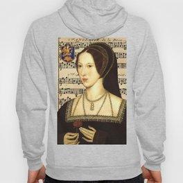 Musical Queen Anne Boleyn Hoody