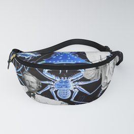 Haeckel's Cure for Arachnophobia Fanny Pack