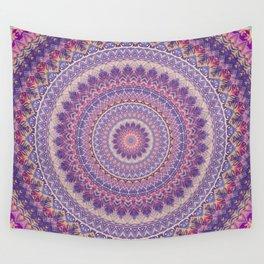 Mandala 489 Wall Tapestry