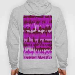 Abstract Waves Colorful Art Pattern 003 Hoody