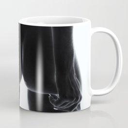4810FV3  Intimita Nuda The Nude Buttocks Squeeze  | Silhouette Coffee Mug