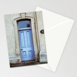 Door. Stationery Cards