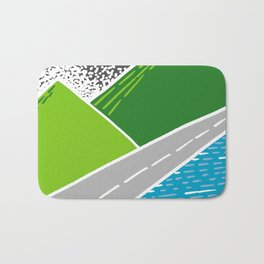 Roadtrip Bath Mat