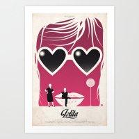 Lolita (SK Films) Art Print