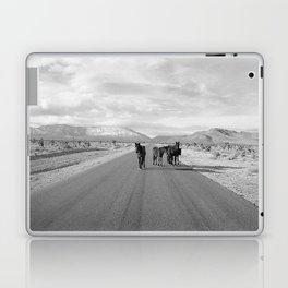 Spring Mountain Wild Horses Laptop & iPad Skin