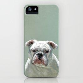 BILL the Bulldog iPhone Case