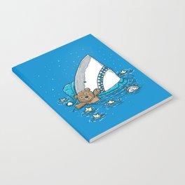 The Sleepy Shark Notebook