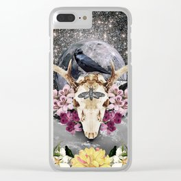 RAVEN Clear iPhone Case