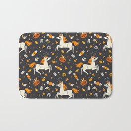 Candy Unicorns Bath Mat