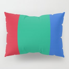 Flag of planet Mars Pillow Sham