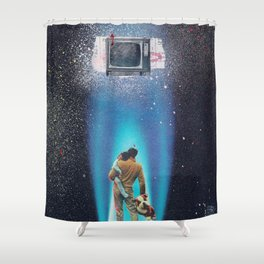 Planet X Shower Curtain