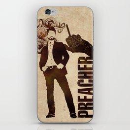 Preacher iPhone Skin