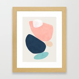 Karu Gerahmter Kunstdruck