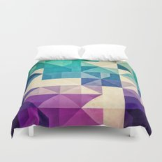 pyrply Duvet Cover