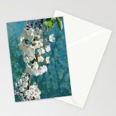 Blossom Textured Stationery Cards