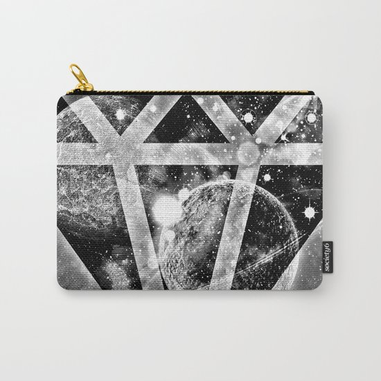 Diamond in the sky Carry-All Pouch