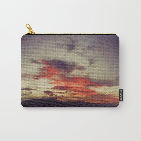 Supersaturated Dawn Carry-All Pouch