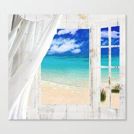 Summer Me Canvas Print