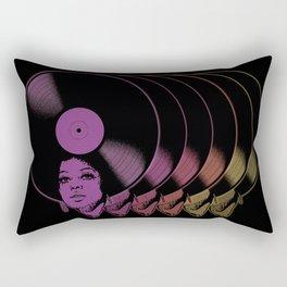 Afrovinyl Continuum Rectangular Pillow