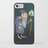 wiz khalifa iPhone & iPod Cases featuring The Wiz II by Cody Weiler