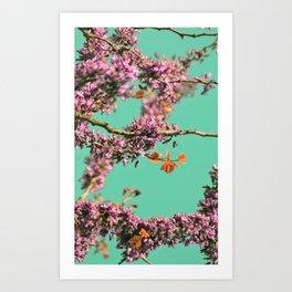 Spring Color of Revolution Art Print