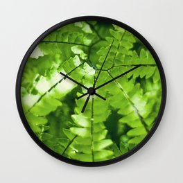 JW Photography Wall Clock