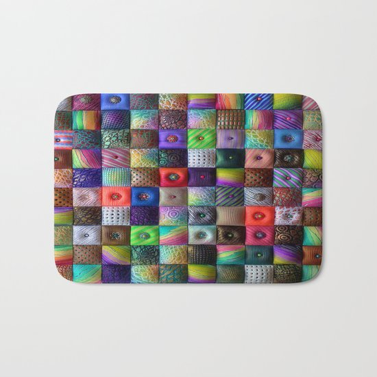 Patchwork of Joy Bath Mat