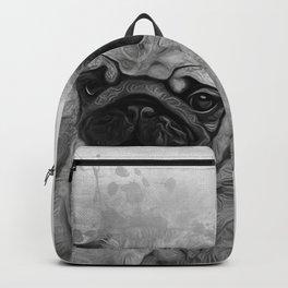 Pug Art Backpack