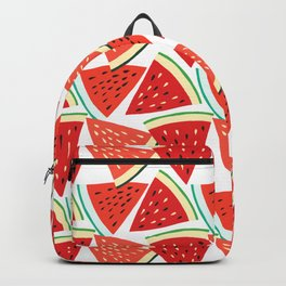 Sliced Watermelon Backpack