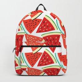 Sliced Watermelon Backpack